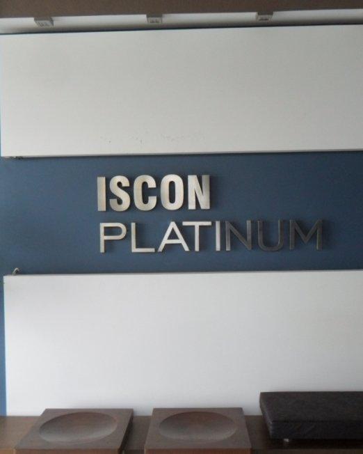 Reception Signages